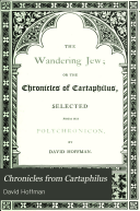 Chronicles from Cartaphilus