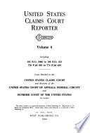 United States Claims Court Reporter