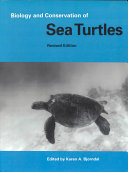 Biology and Conservation of Sea Turtles Book