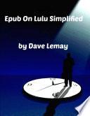 Epub on Lulu Simplified