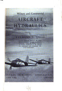 Military and Commercial Aircraft Hydraulics