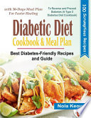 Diabetic Diet Cookbook and Meal Plan Book PDF