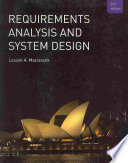 Requirements Analysis and System Design