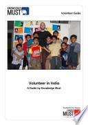 Volunteer in India - A Guide by Knowledge Must