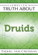 Pdf Llewellyn's Truth About The Druids Telecharger