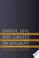 Enoch  Levi  and Jubilees on Sexuality