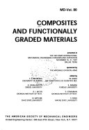 Composites and Functionally Graded Materials