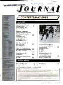 Cahper Journal Book PDF