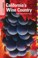 Insiders' Guide® to California's Wine Country Pdf/ePub eBook