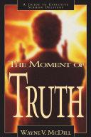 The Moment of Truth [Pdf/ePub] eBook