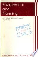 Environment & Planning