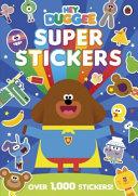 Hey Duggee - Super Stickers
