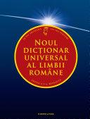 Noul Dictionar Universal al limbii romane Pdf/ePub eBook