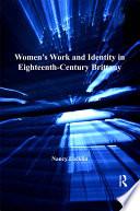 Women s Work and Identity in Eighteenth Century Brittany