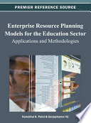 Enterprise Resource Planning Models for the Education Sector  Applications and Methodologies