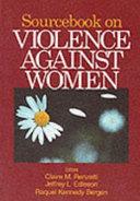 Sourcebook on Violence Against Women