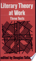 Literary Theory At Work