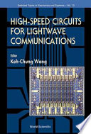 High-speed Circuits for Lightwave Communications
