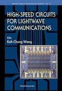 High speed Circuits for Lightwave Communications