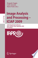 Image Analysis and Processing    ICIAP 2009