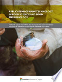 Application Of Nanotechnology In Food Science And Food Microbiology Book PDF