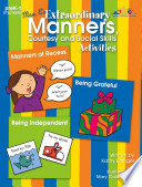 Mrs  Es Extraordinary Manners  Courtesy and Social Skills Activities