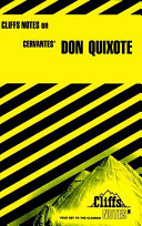 CliffsNotes on Cervantes  Don Quixote