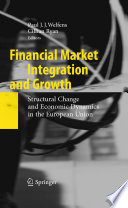Financial Market Integration and Growth Book