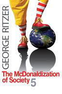 Pdf The McDonaldization of Society 5