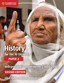 Books - History For The Ib Diploma: Paper 2: Independence Movements | ISBN 9781107556232