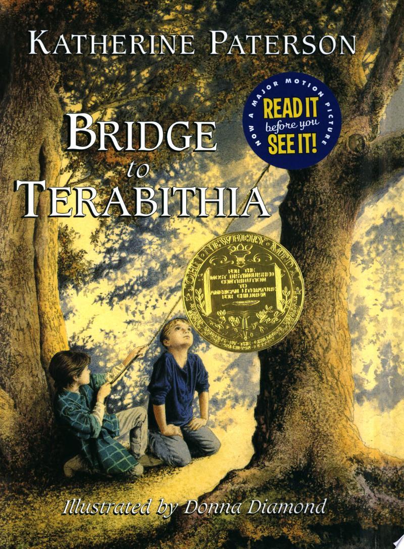 Bridge to Terabithia banner backdrop