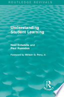 Understanding Student Learning  Routledge Revivals
