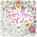Joyous Blooms to Color