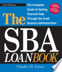 The SBA Loan Book