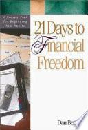 21 Days to Financial Freedom