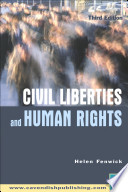 """""""Civil Liberties and Human Rights"""" by Helen Fenwick"""