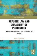 Refugee Law and Durability of Protection Pdf/ePub eBook