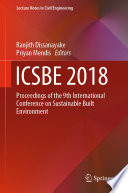 ICSBE 2018