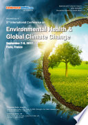 Proceedings of 2nd International Conference on Environmental Health   Climate change 2017