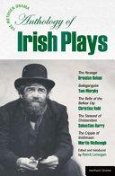 The Methuen Drama Anthology of Irish Plays