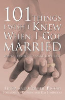 101 Things I Wish I Knew When I Got Married