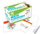 Kindergarten Math Flashcards