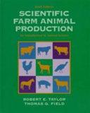 Scientific Farm Animal Production Book