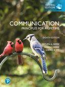 Communication  Principles for a Lifetime  eBook  Global Edition
