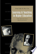 Learning & Teaching in Higher Education
