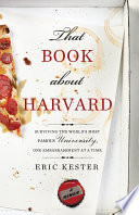 That Book about Harvard Book