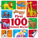 The Beginner s Bible First 100 Animal Words
