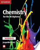 Chemistry For The Ib Diploma Workbook With Cd Rom