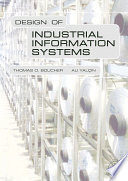 Design Of Industrial Information Systems Book PDF