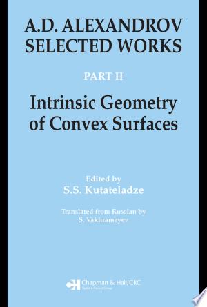 Download A.D. Alexandrov Free PDF Books - Free PDF